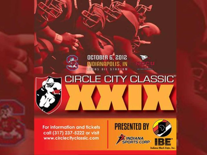 Circle City Classic 2012 Order Form