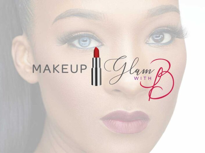 Makeup Glam with B